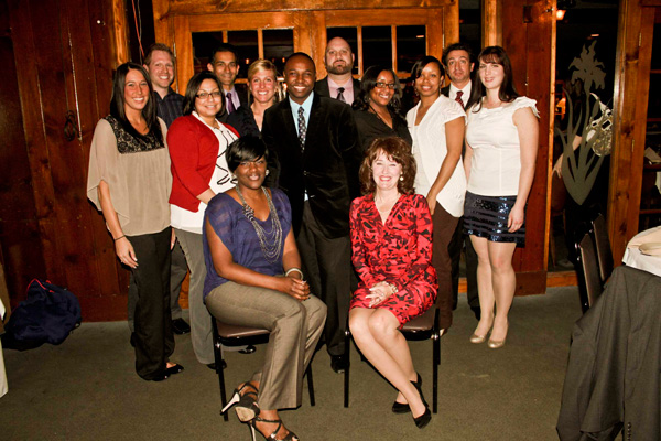 Roberts Wesleyan College's Master's of Health Administration (Cohort 11 - Graduates of May 2012)