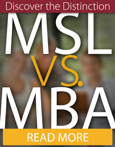 Discover the Distinction: MSL vs. MBA